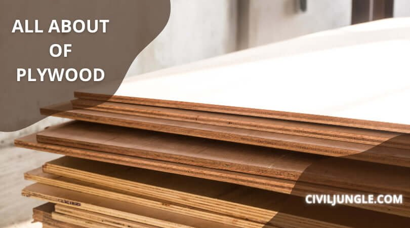 All about of plywood