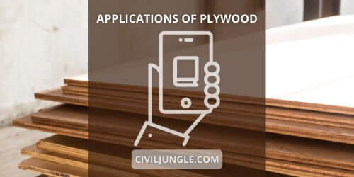 Applications of Plywood