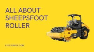 Sheepsfoot Roller