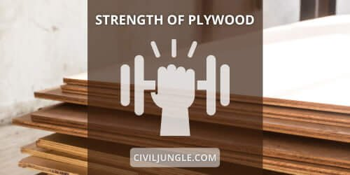 Strength of Plywood