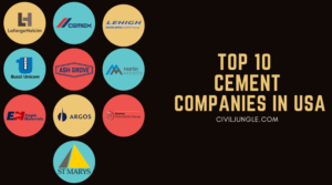 Top 10 Cement Companies in USA