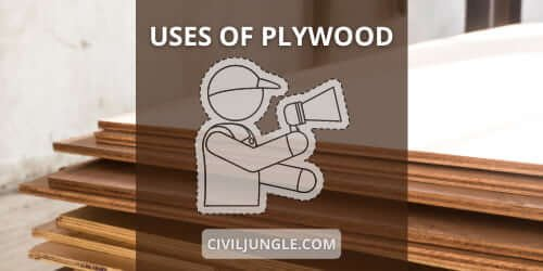 Use of plywood