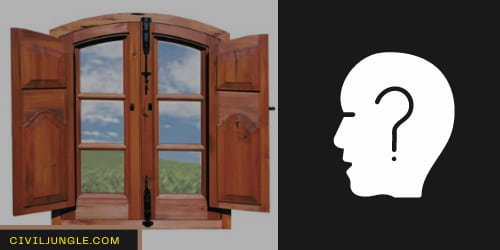 What Is Panelled Window