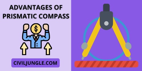 Advantages of Prismatic Compass