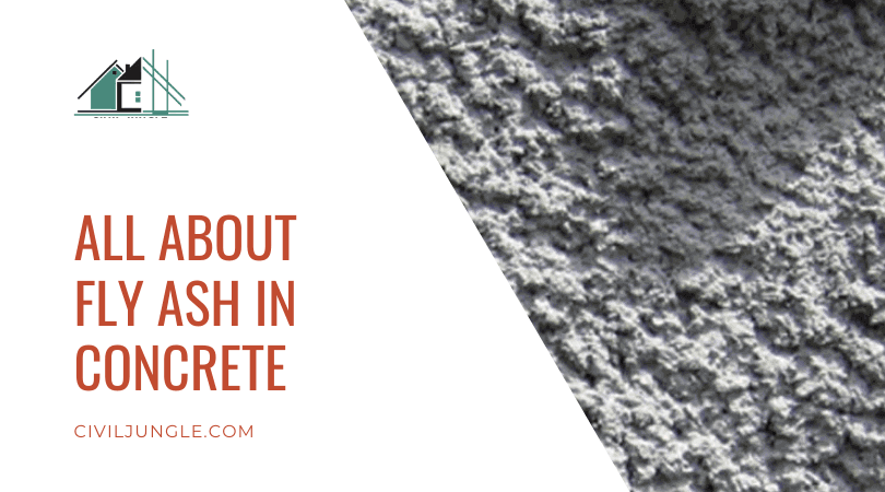 All about fly ash in concrete
