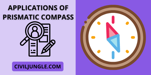 Applications of Prismatic Compass