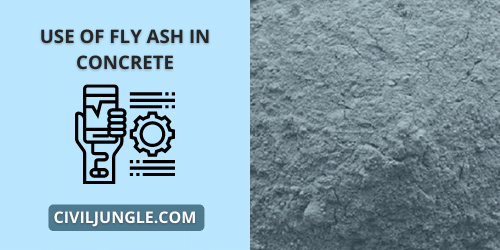 Use of Fly Ash in Concrete