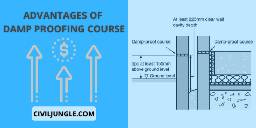 advantages of Damp Proofing Course