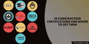 10 Construction Certifications and Where to Get Them