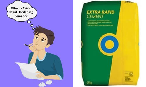 What is Extra Rapid Hardening Cement?